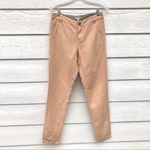 Madewell High-Rise Trouser Pants Size 0